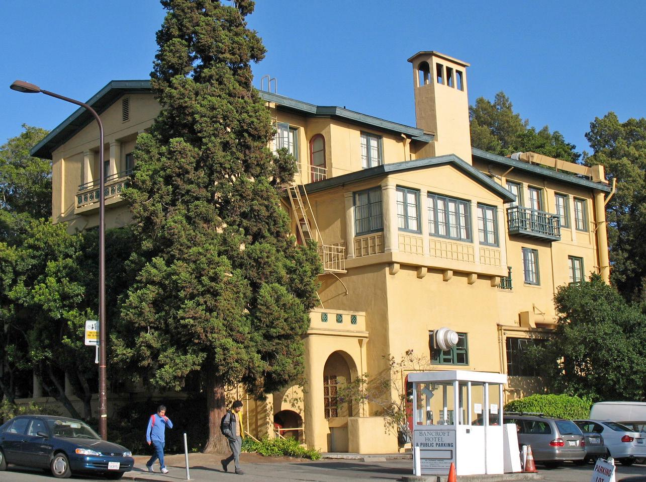 File College Women S Club Berkeley Ca