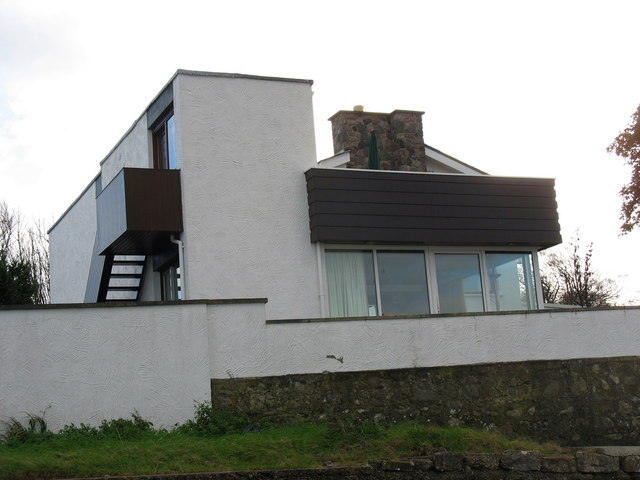 File Contemporary Style House At Waterloo Port Wikimedia Commons