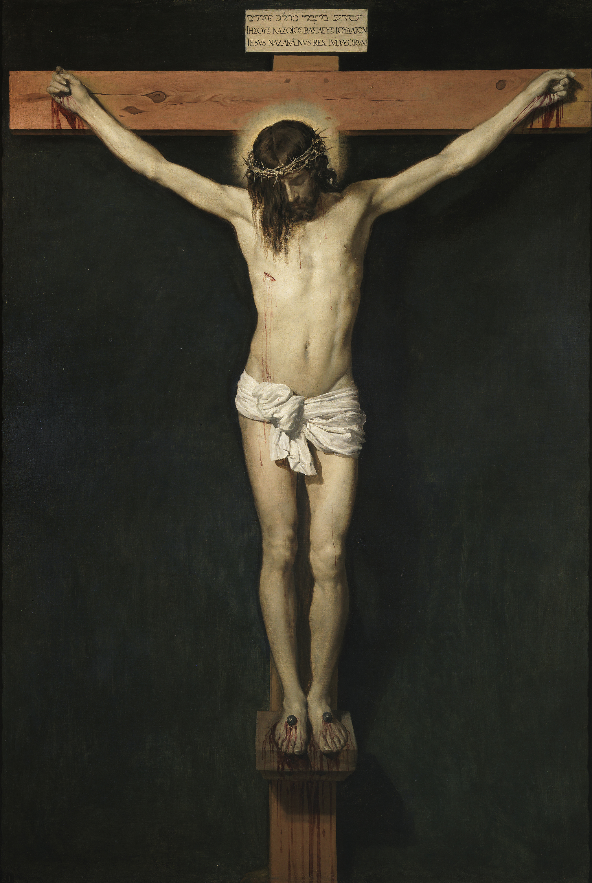 Velazquez - Christ Crucified
