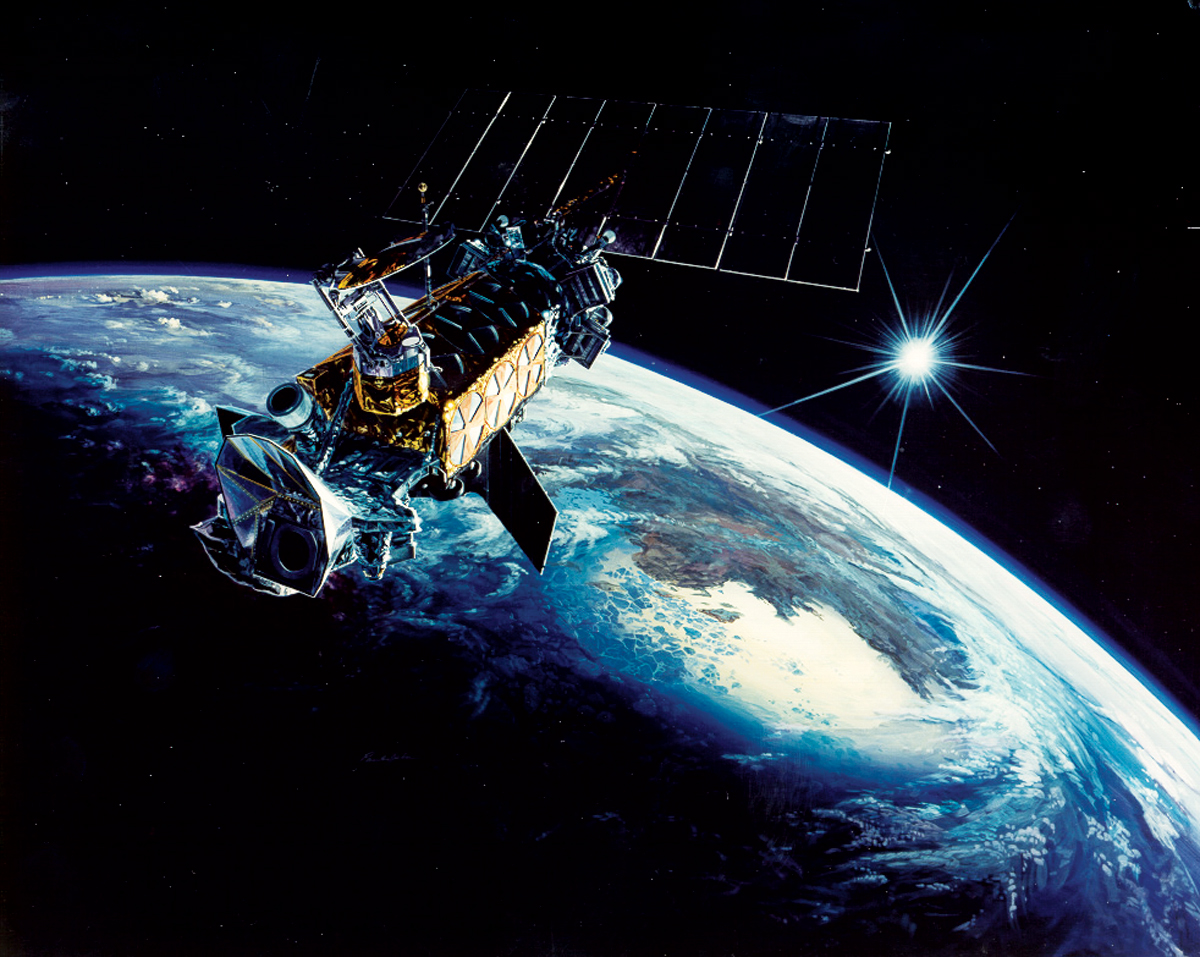 Alert The USAFs Newest Weather Satellite Is No Longer - Newest satellite images