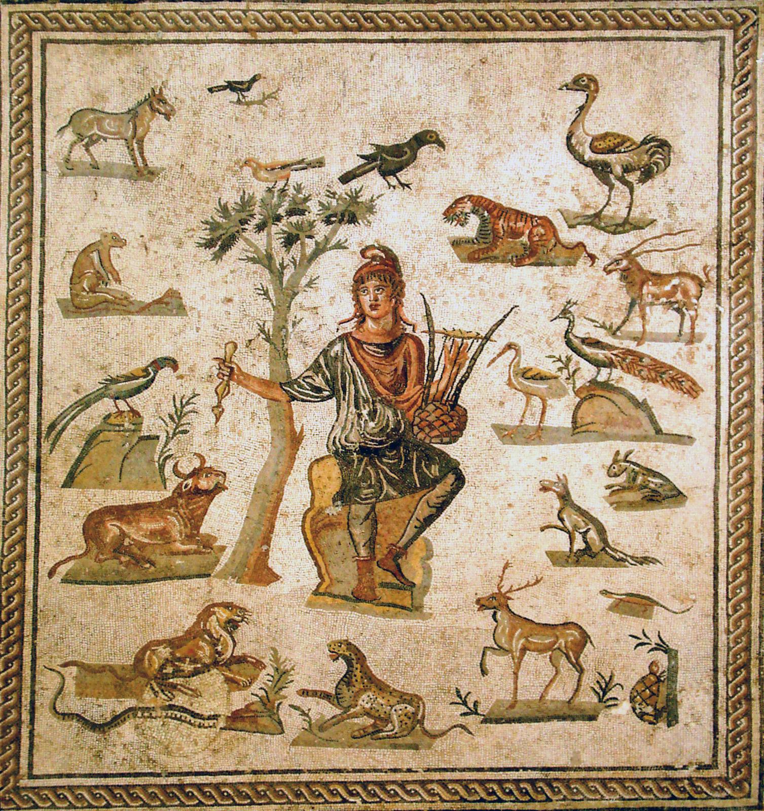 orpheus and eurydice story