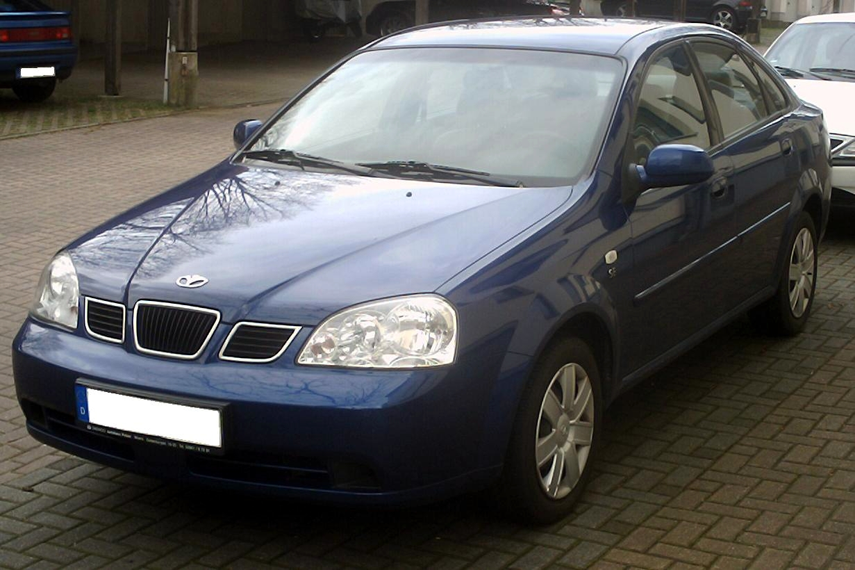 Araba Chevrolet Lacetti Sedan