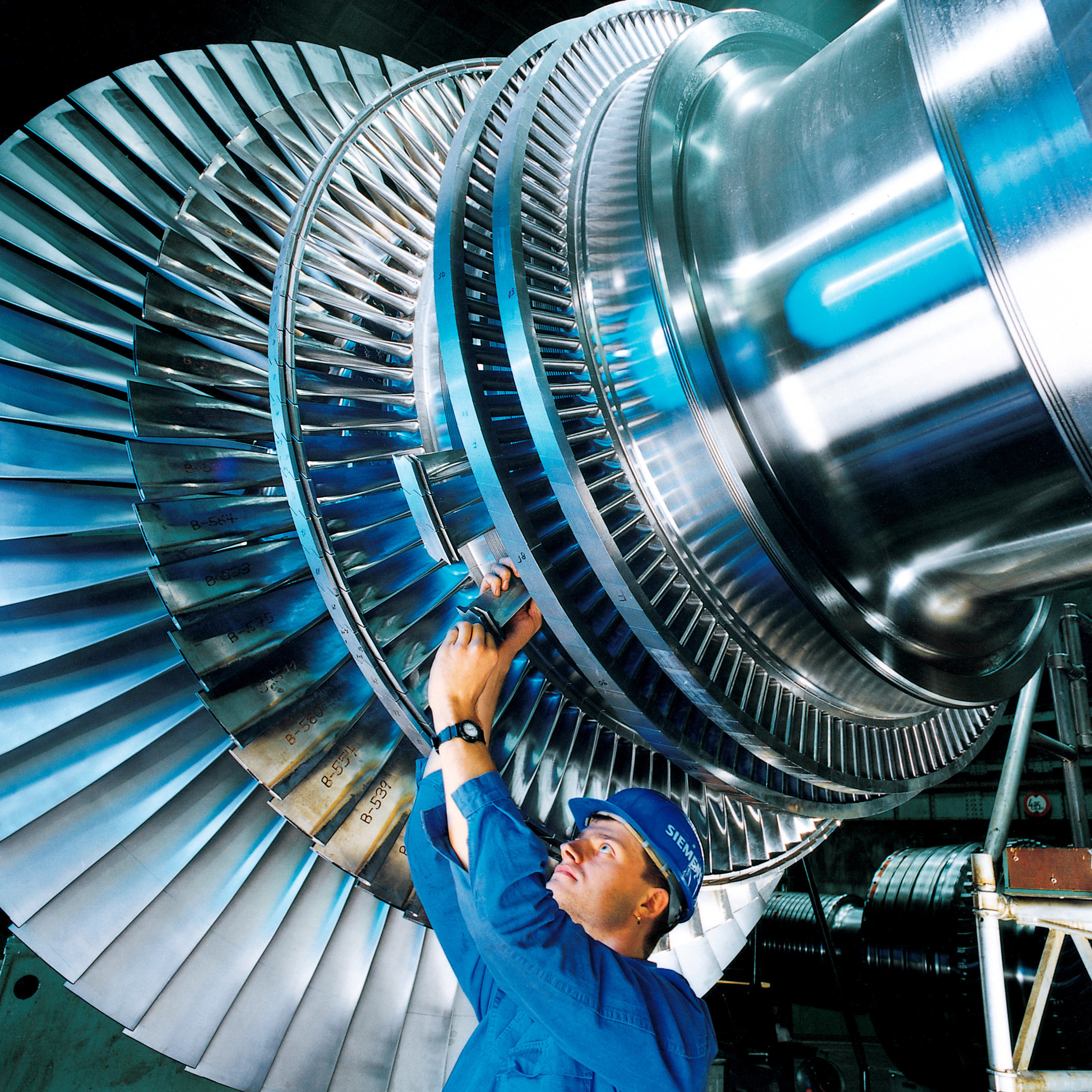 Steam turbine - Wikipedia