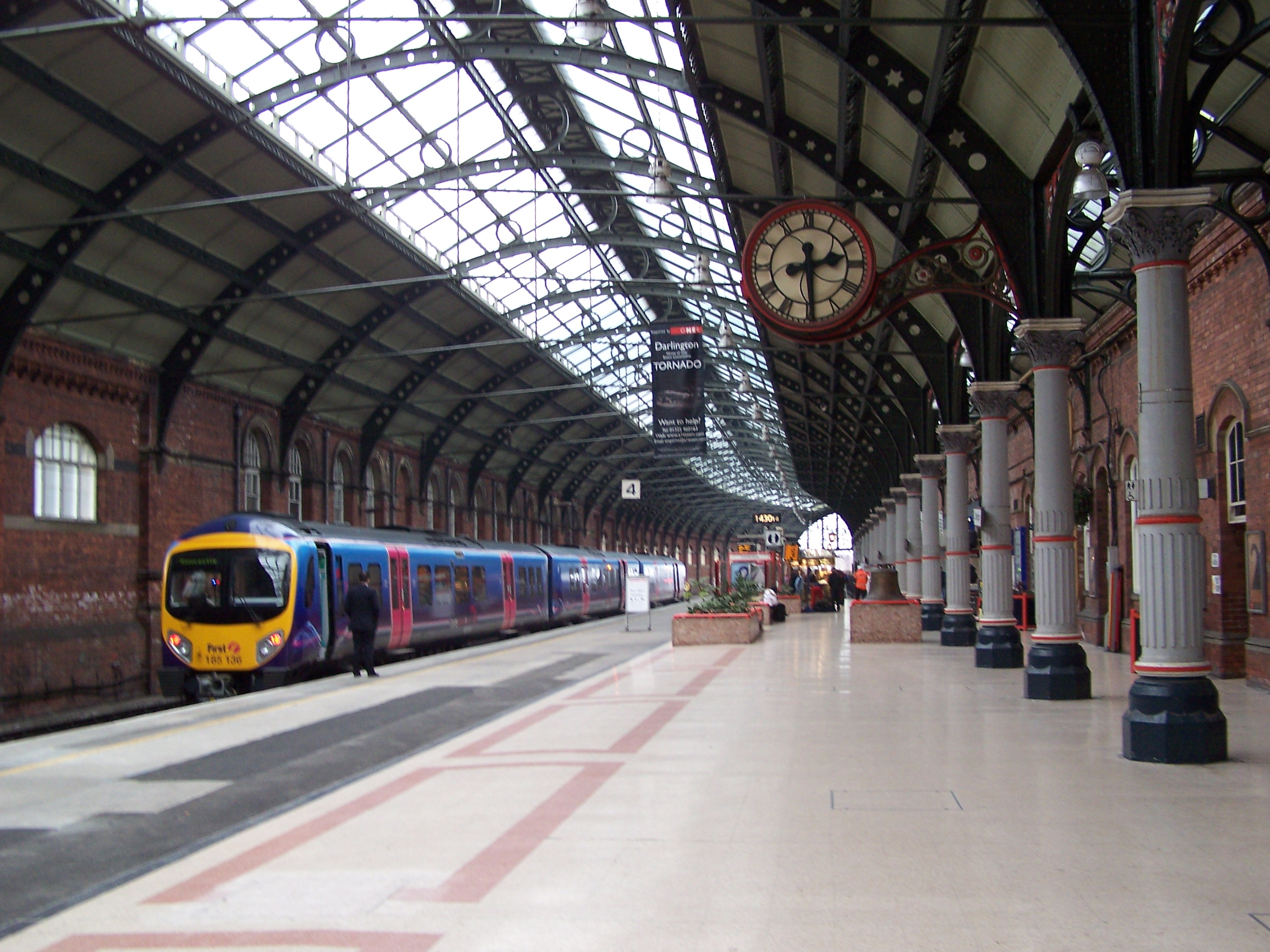 darlington railway station wikipedia