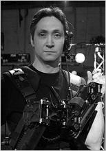Dick Ying under produktionen af Solo for SVT.