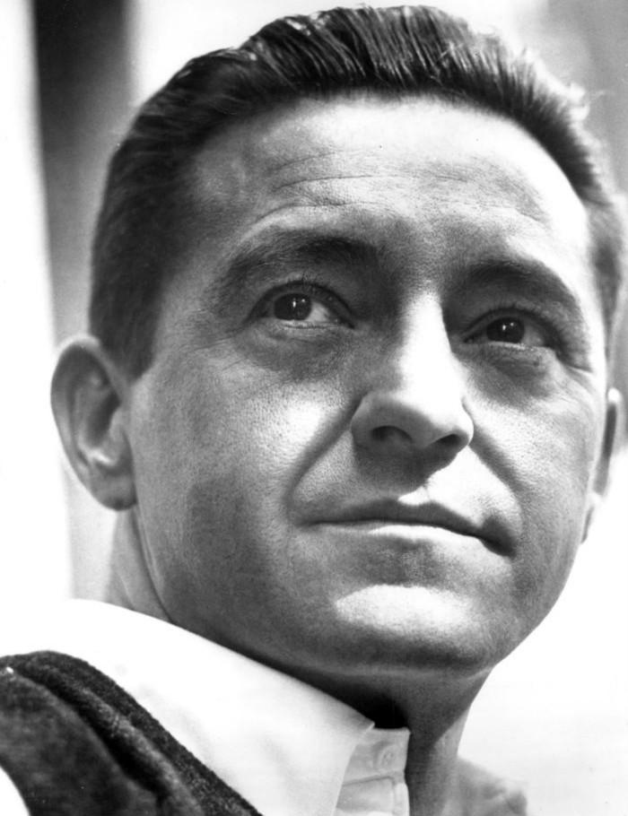 Binns in 1959