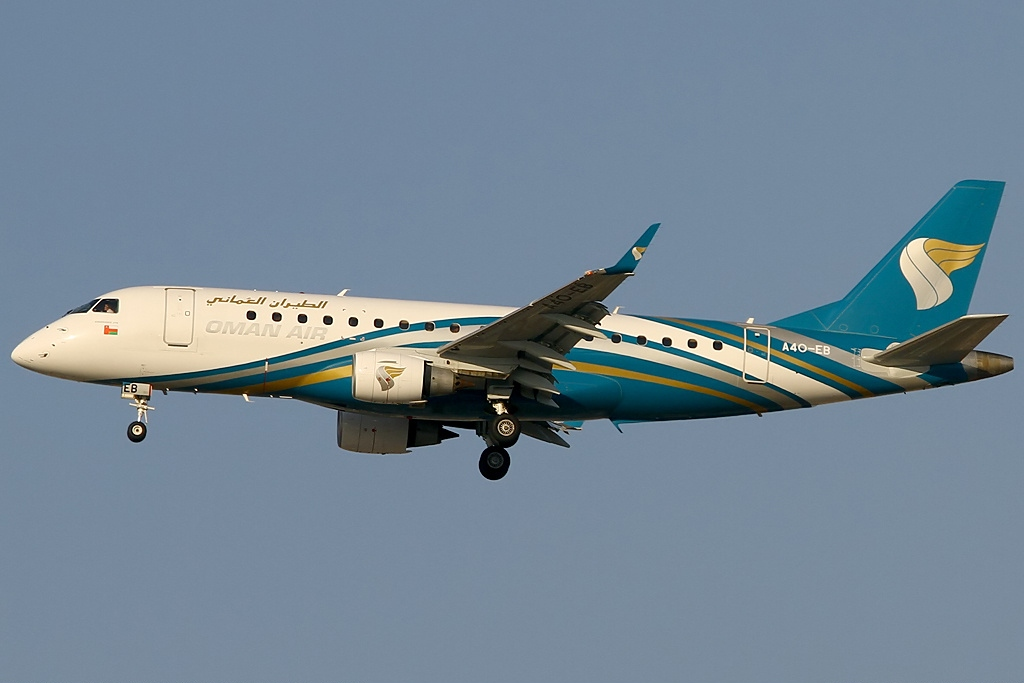 File:Embraer ERJ-170-200LR 175LR, Oman Air AN2233488.jpg ... - photo#19