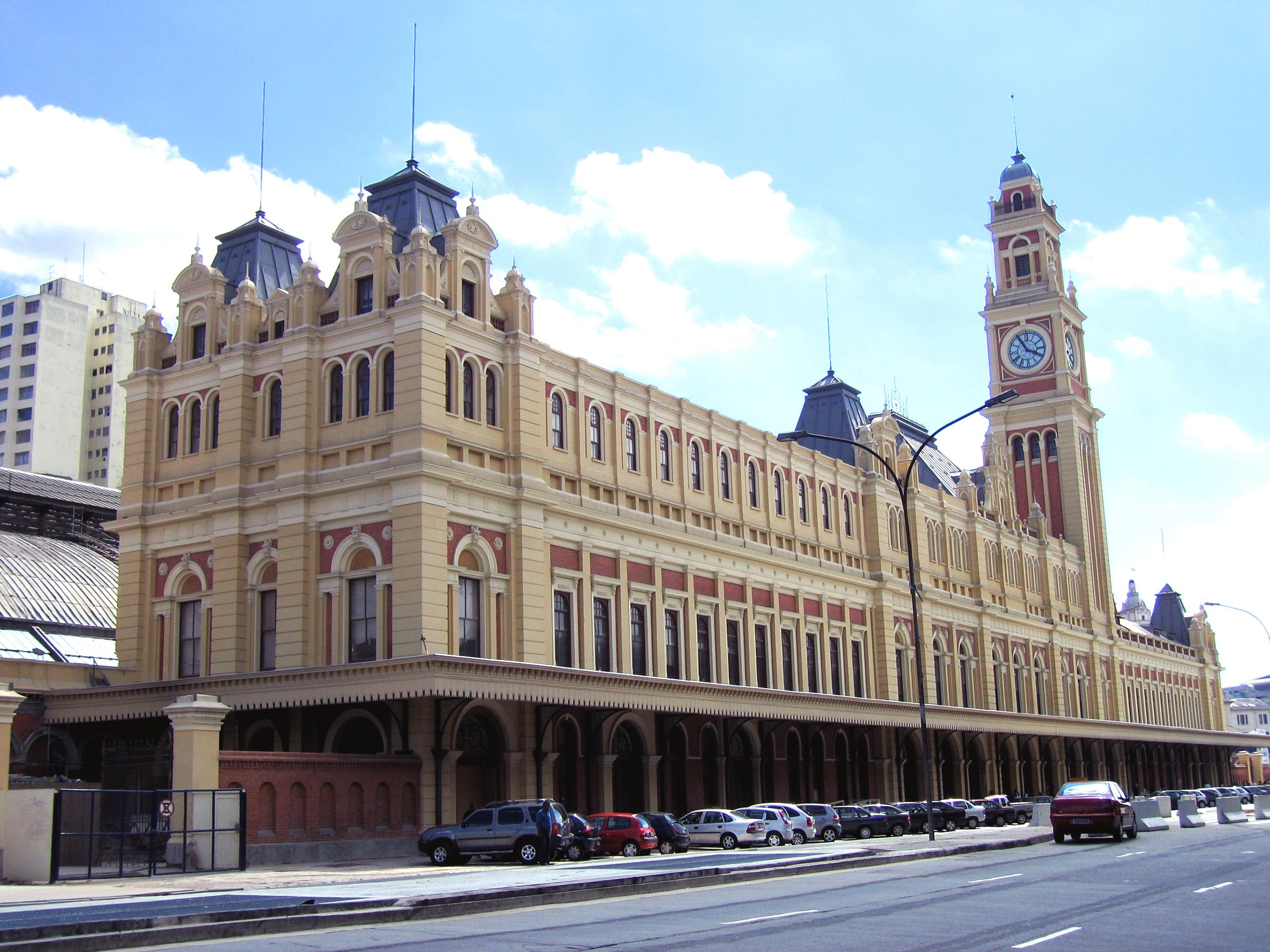 Depiction of Museo de la Lengua Portuguesa