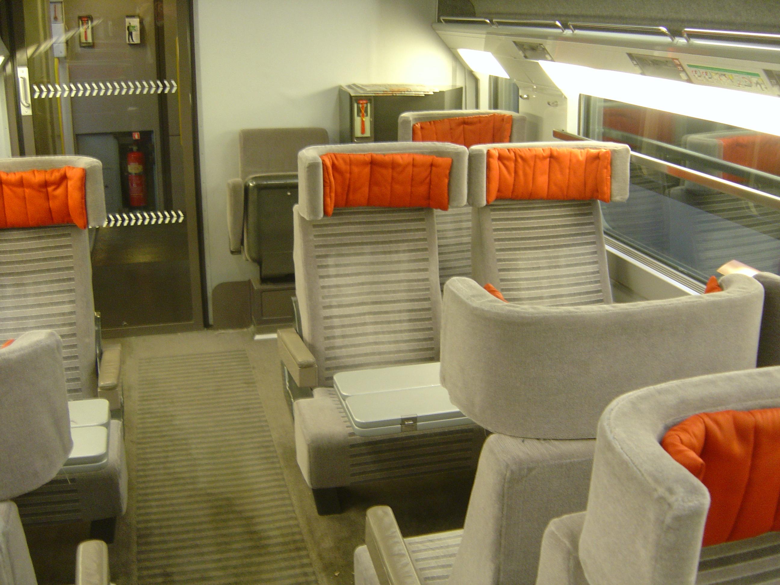 FileEurostar Leisure Select Seatsjpg Wikipedia