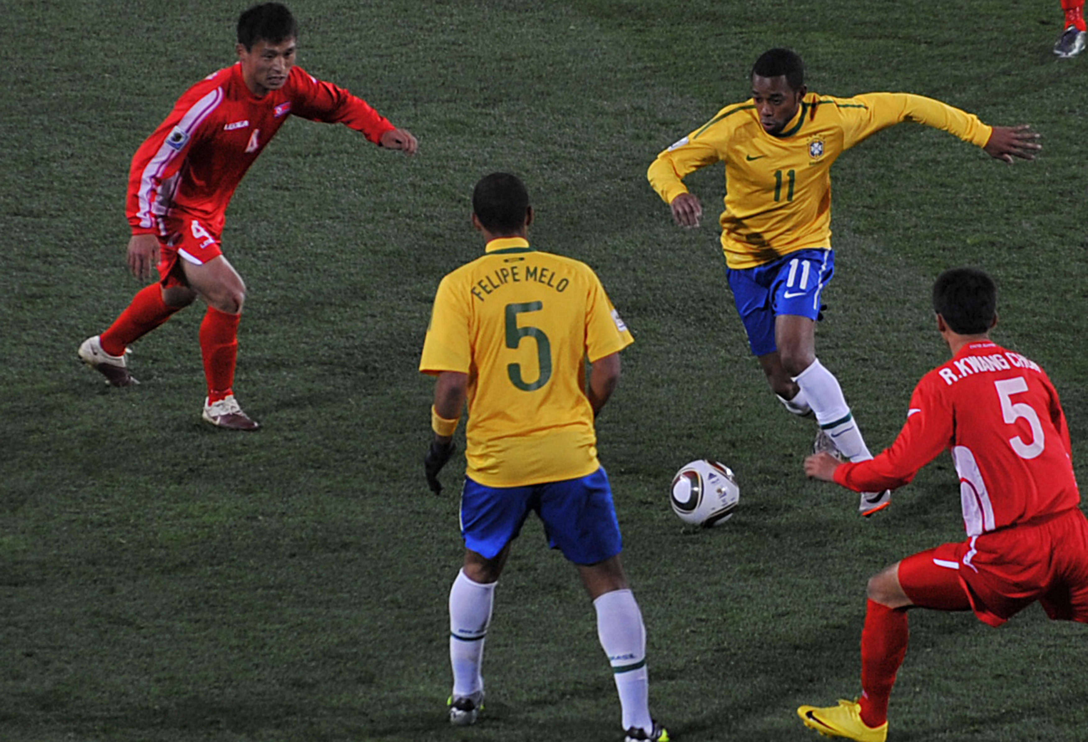 2014 FIFA World Cup Qualifier Matches Still Happening