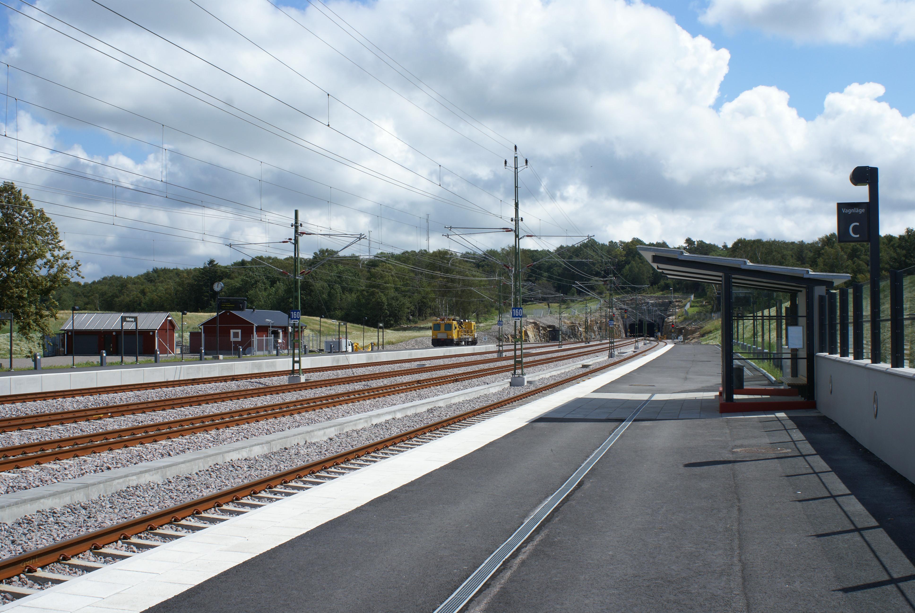 Falkenberg stasjon