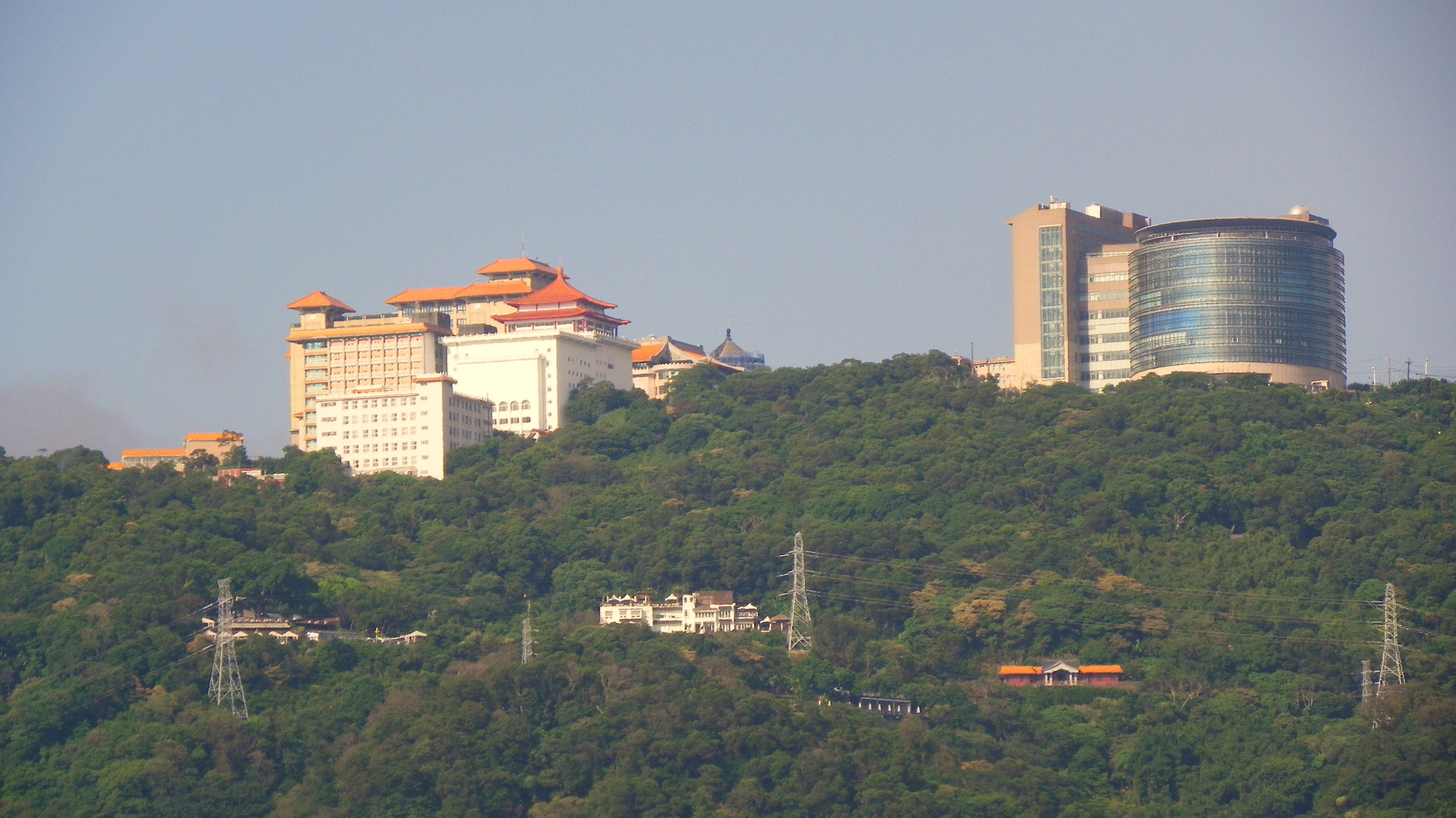 image of Chinese Culture University