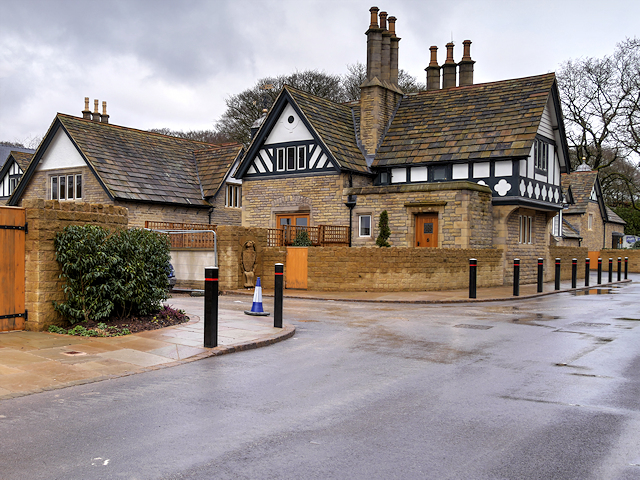 Former stables, Smithills Hall