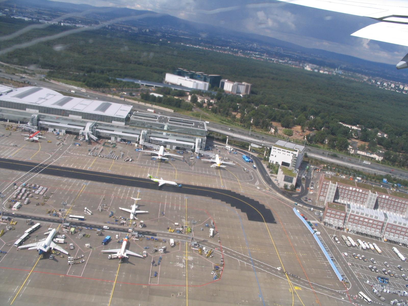 Flughafen Frankfurt Am Main Terminal 2
