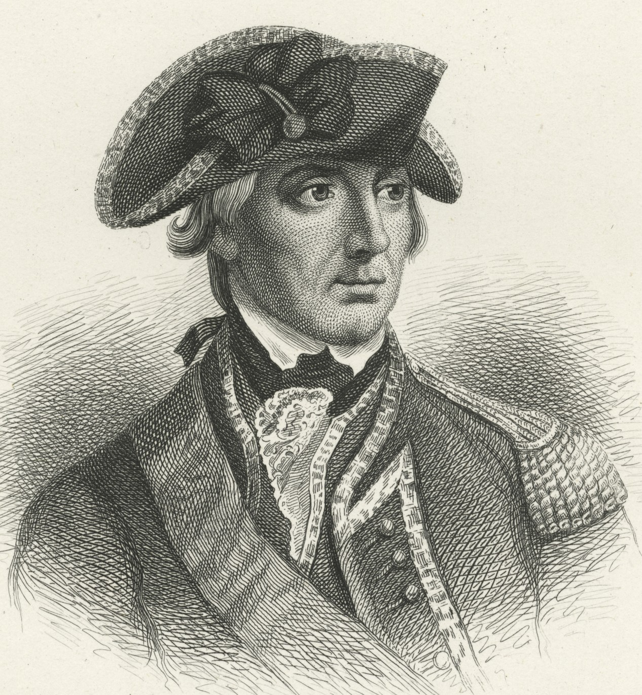 Gen. Sir William Howe