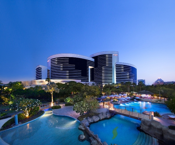 Hyatt Hotel Dubai