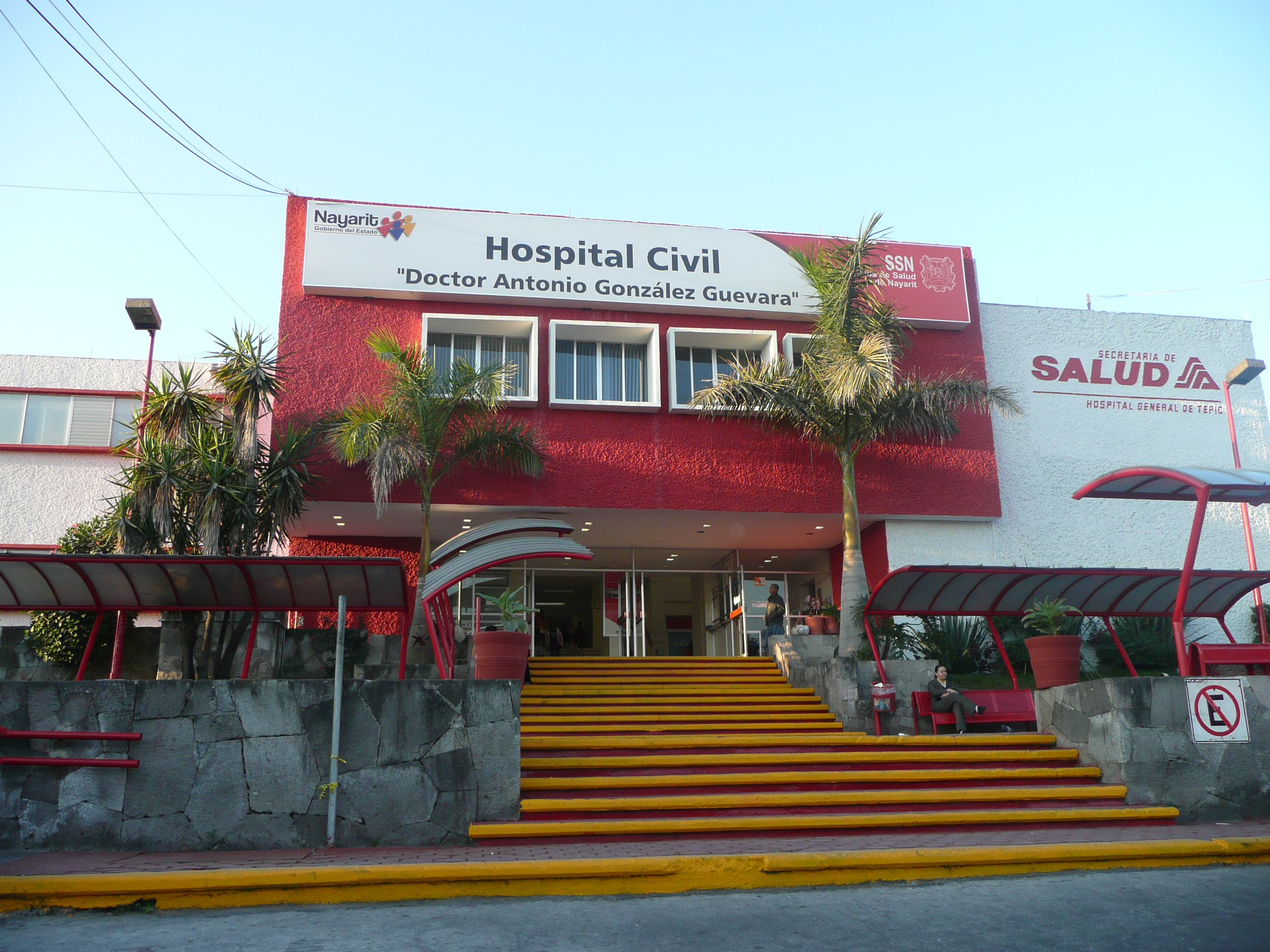Hospital Civil Dr Antonio González Guevara Wikipedia