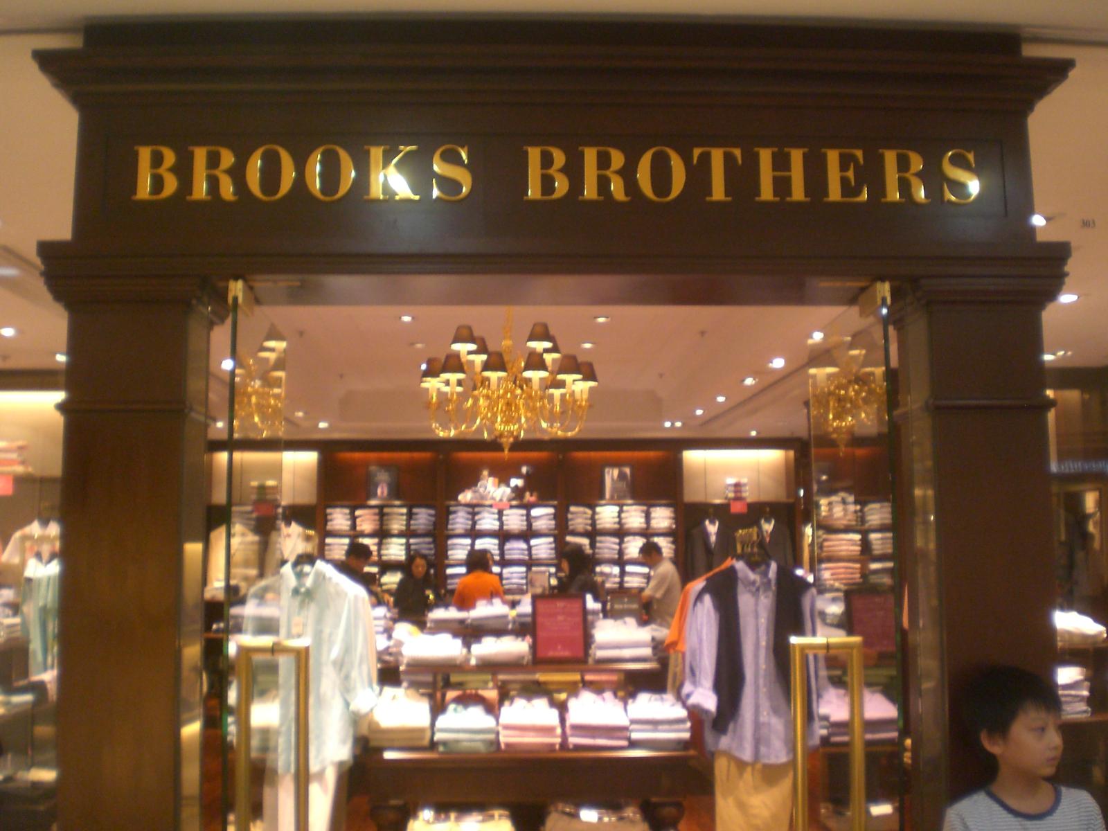 brooks brothers - photo #50