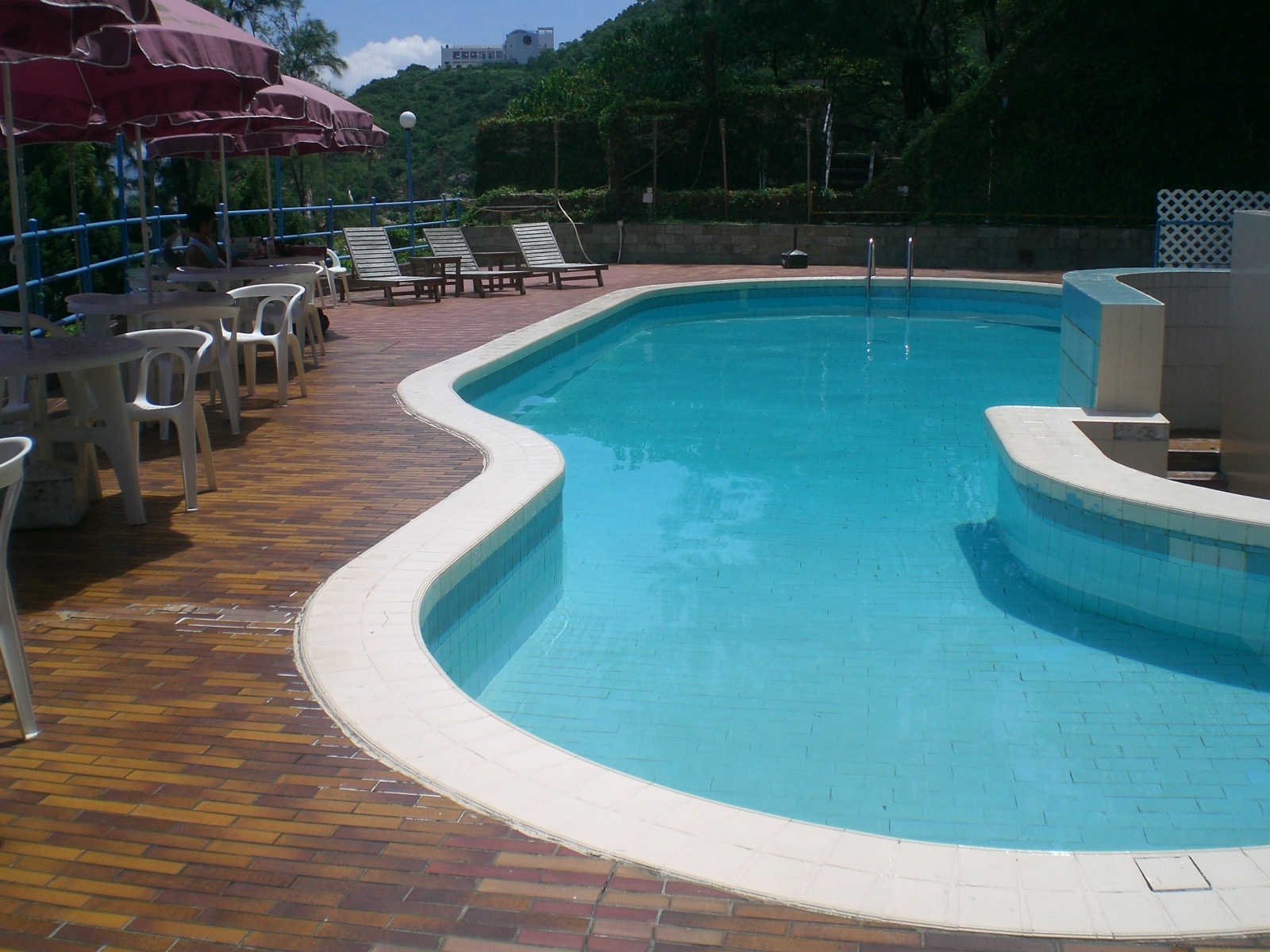 Swimming Pool Hotel : File hk cheung chau warwick hotel swimming pool g
