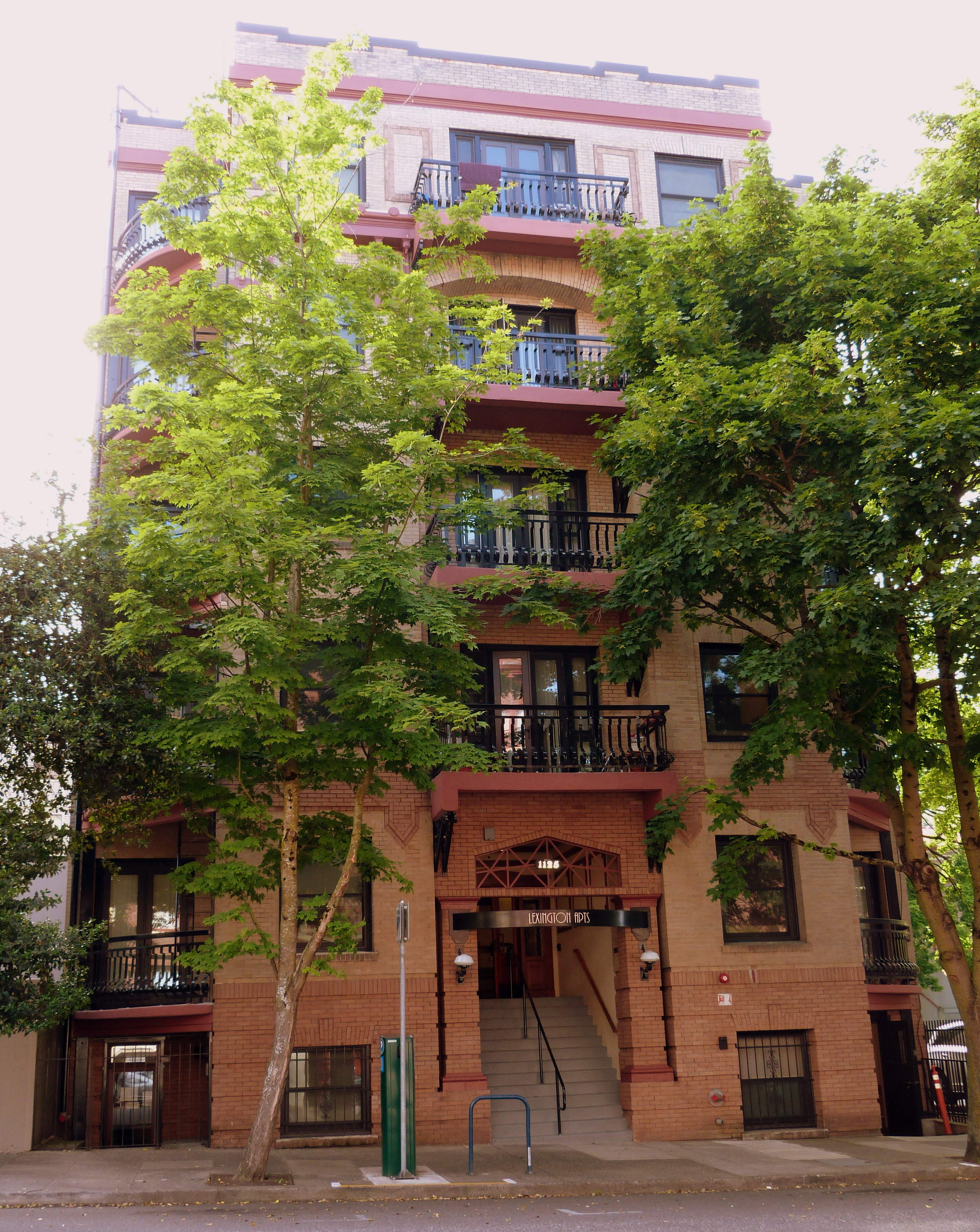 File Hanthorn Apartments Portland Oregon Jpg
