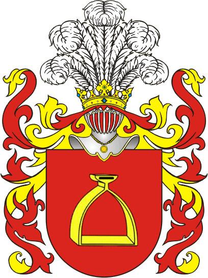 Strzemie Coat Of Arms