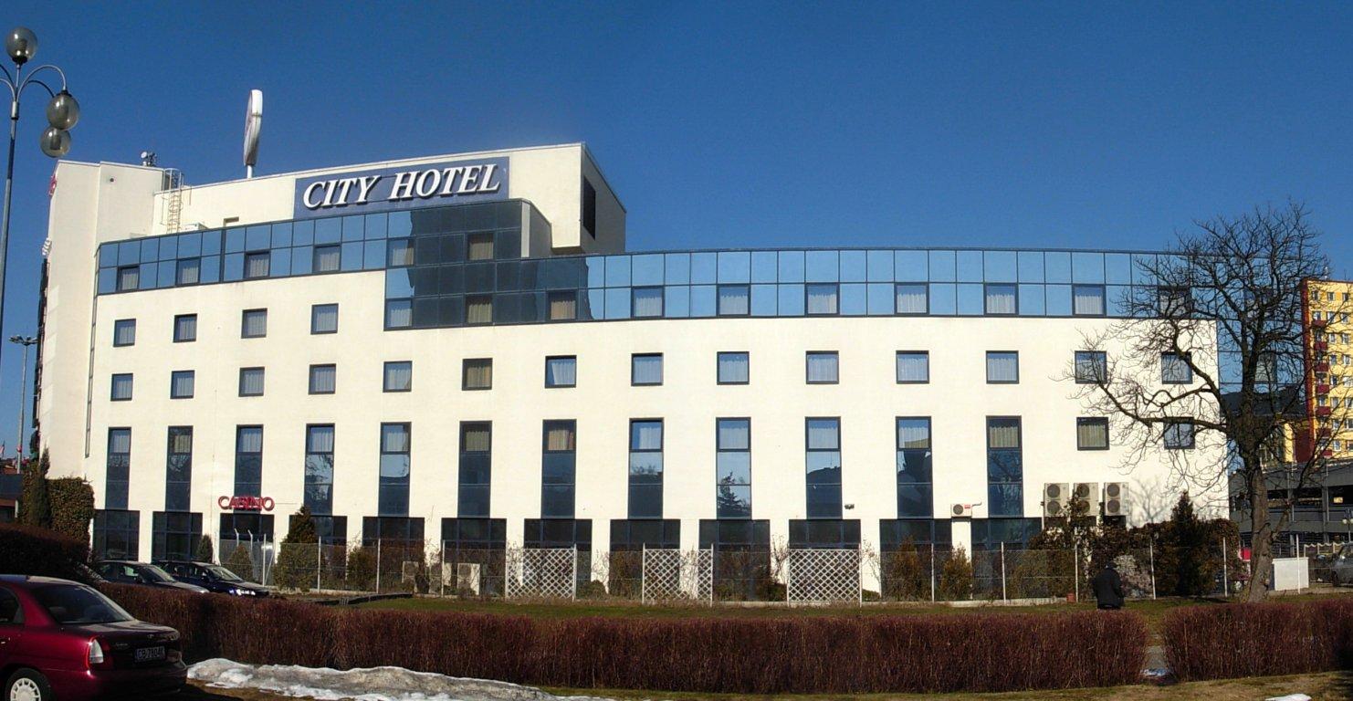 Bydgoszcz City Hotel