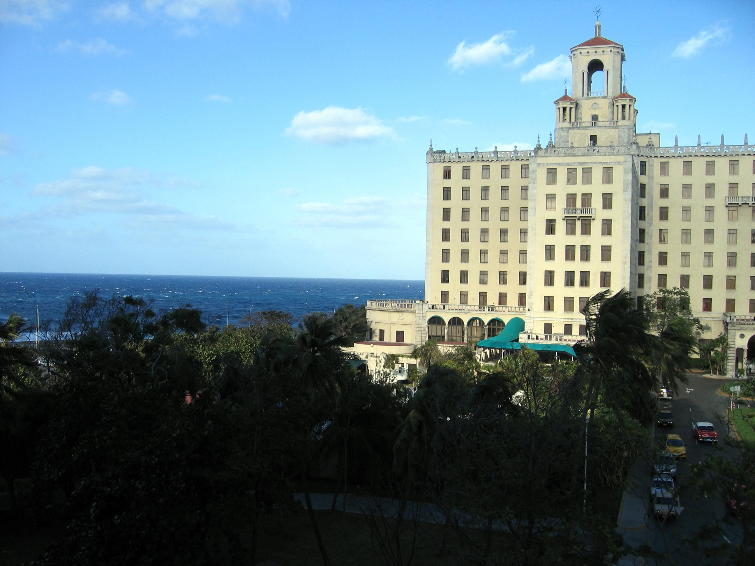 Hotel De Nacional Cuba