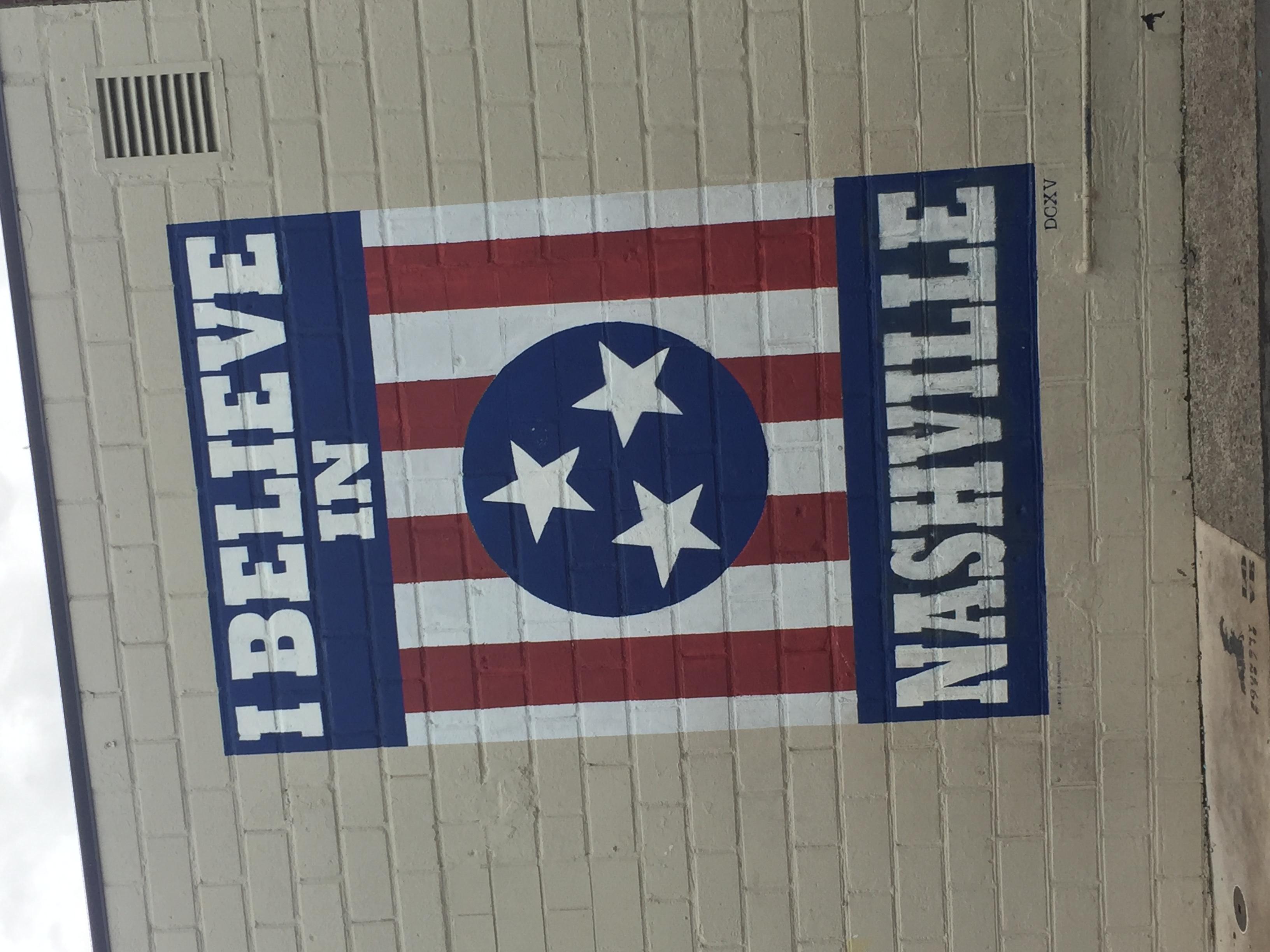 I Believe In Nashville Wikipedia