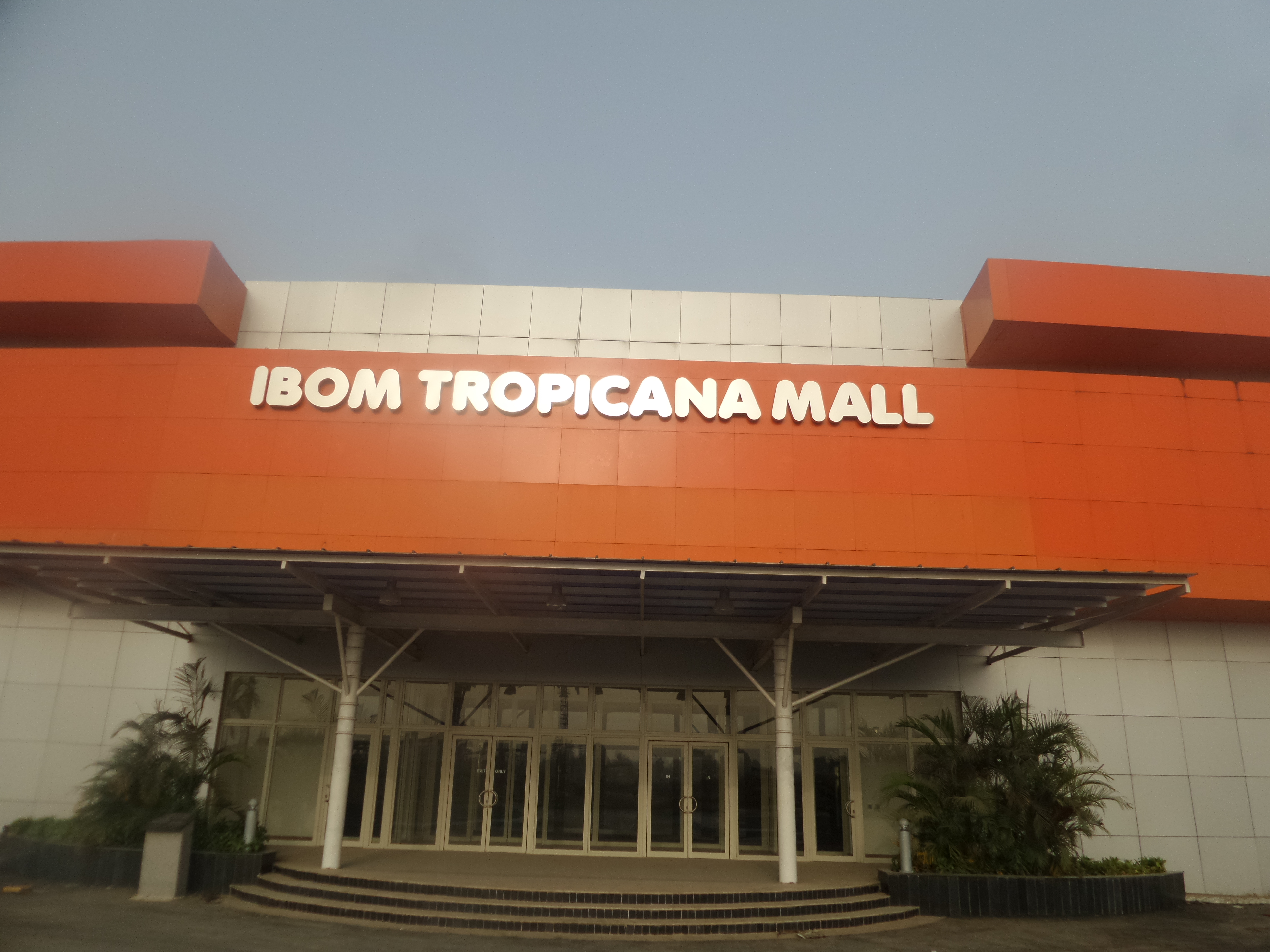 Ibom Tropicana Entertainment Centre - Wikipedia