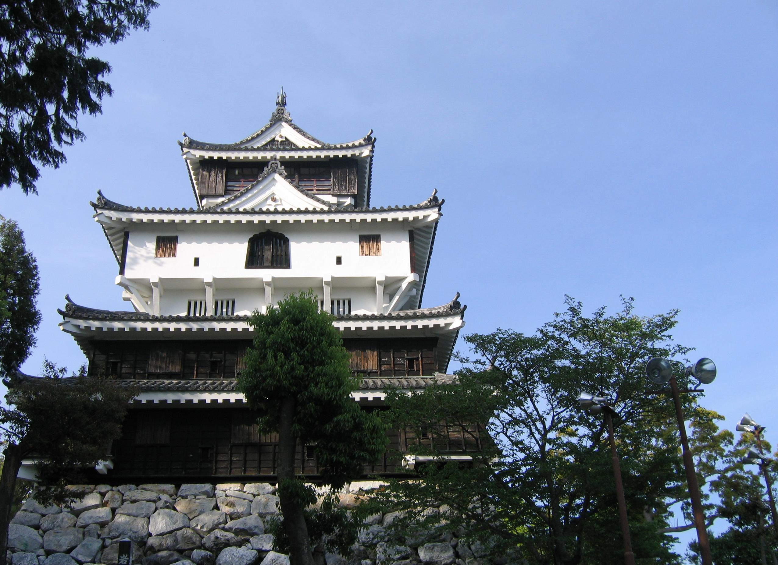 Iwakuni castle 1