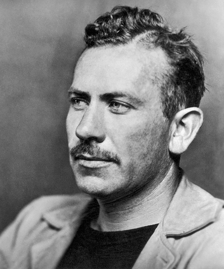 Steinbeck in 1939
