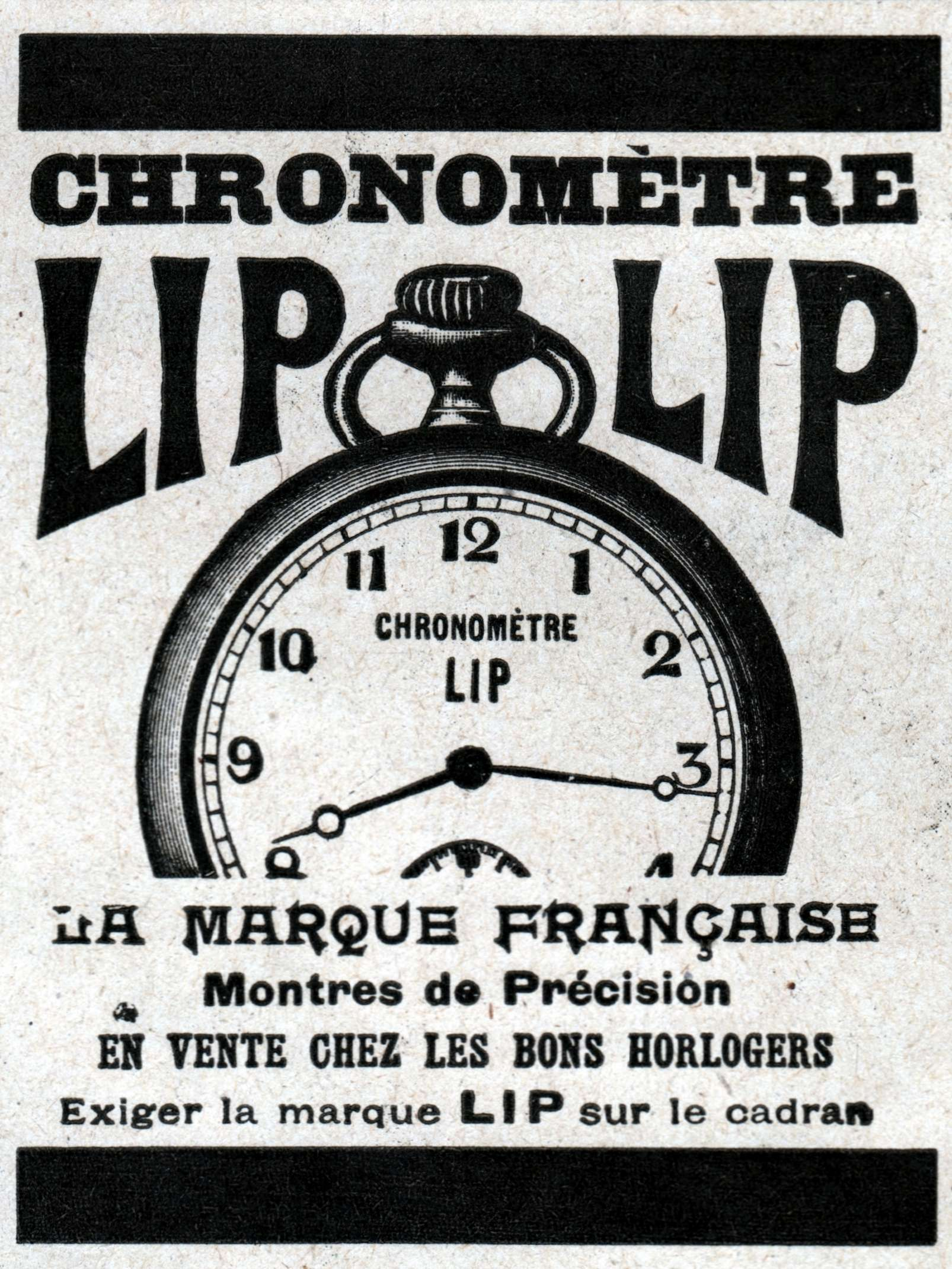 File:LIP LIP Chronomètre, No 3908 Annonces 4.jpg