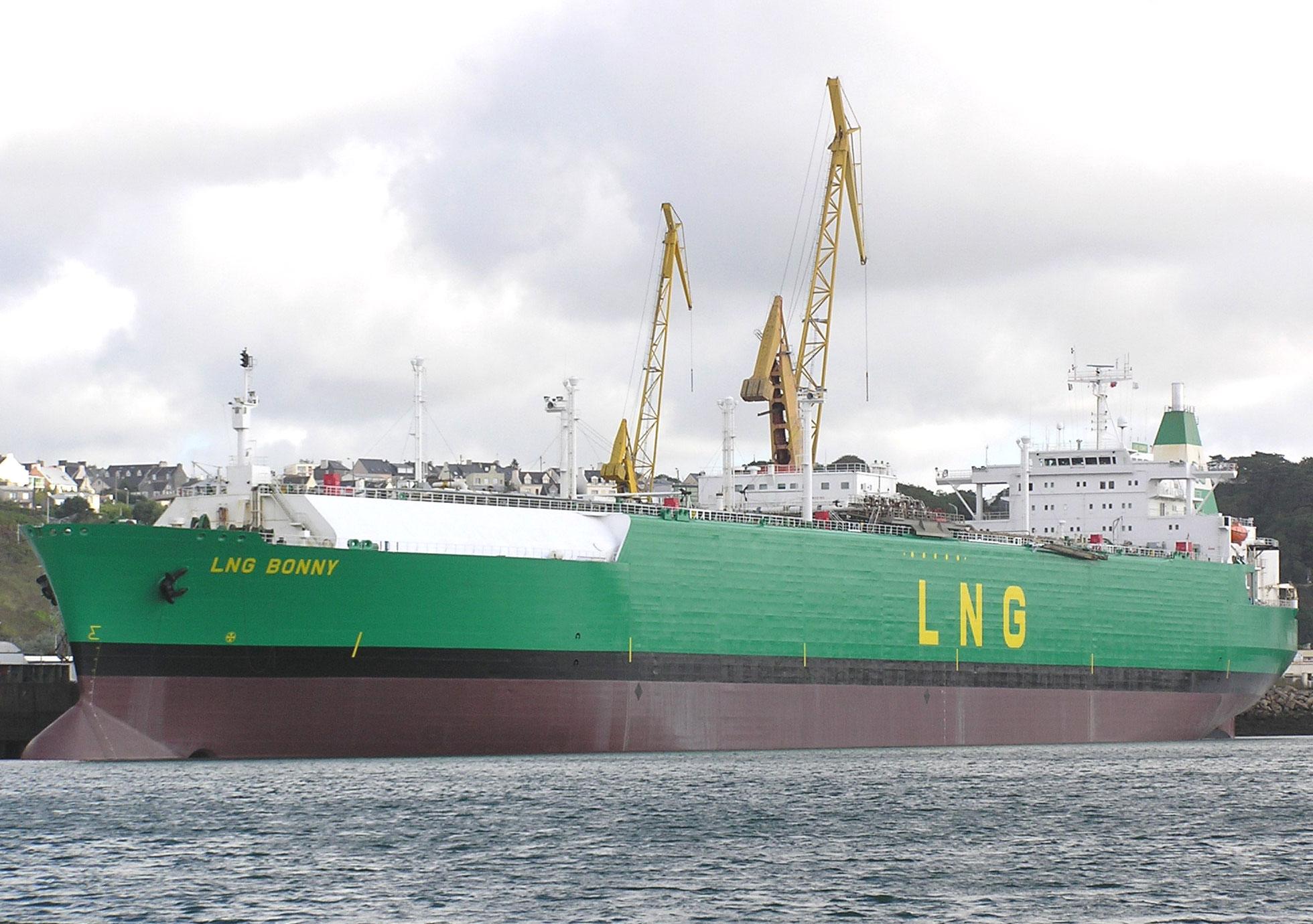 Bonny Gas Transport - Wikipedia