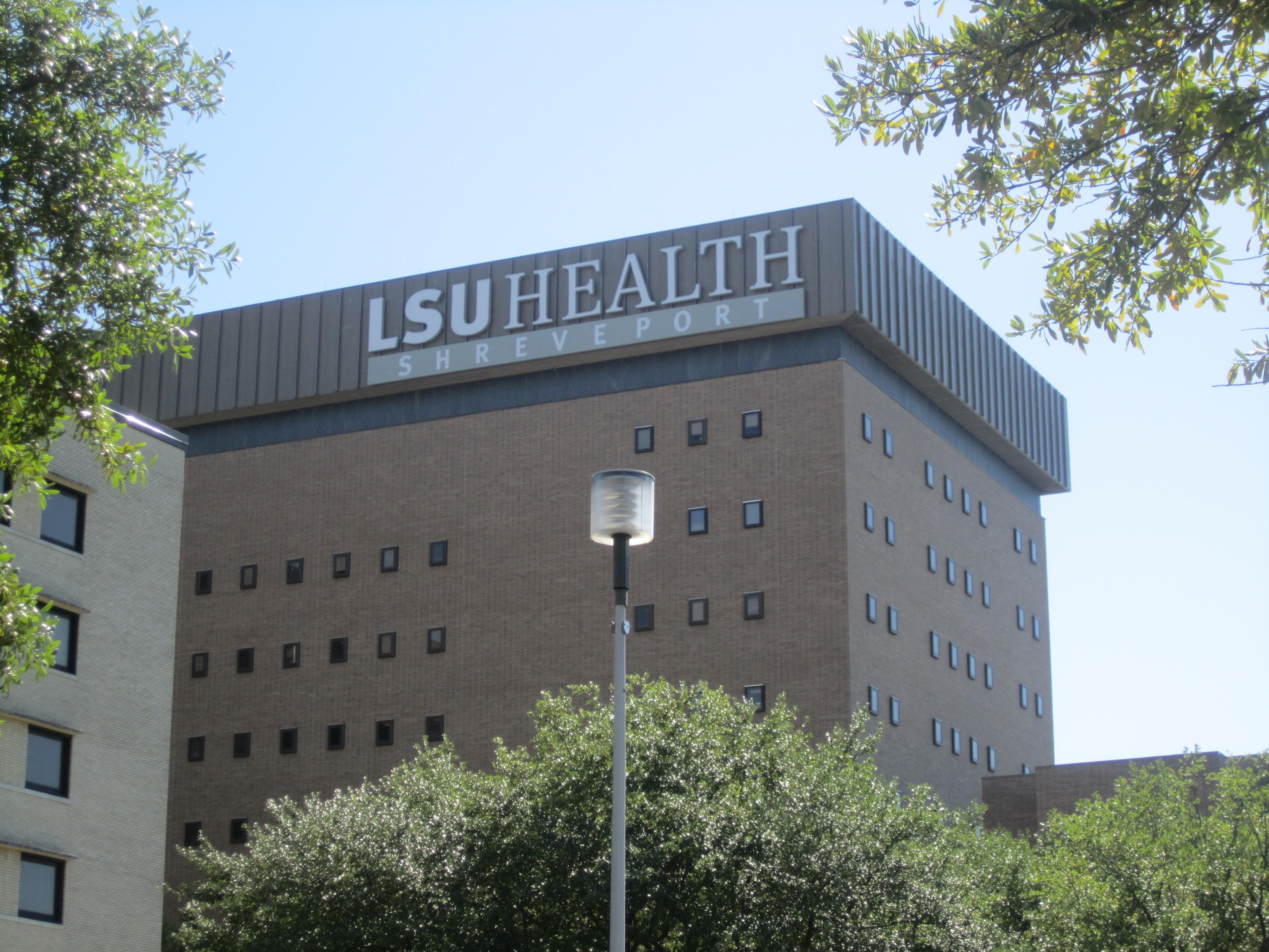 LSU Health Sciences Center Shreveport - Wikipedia