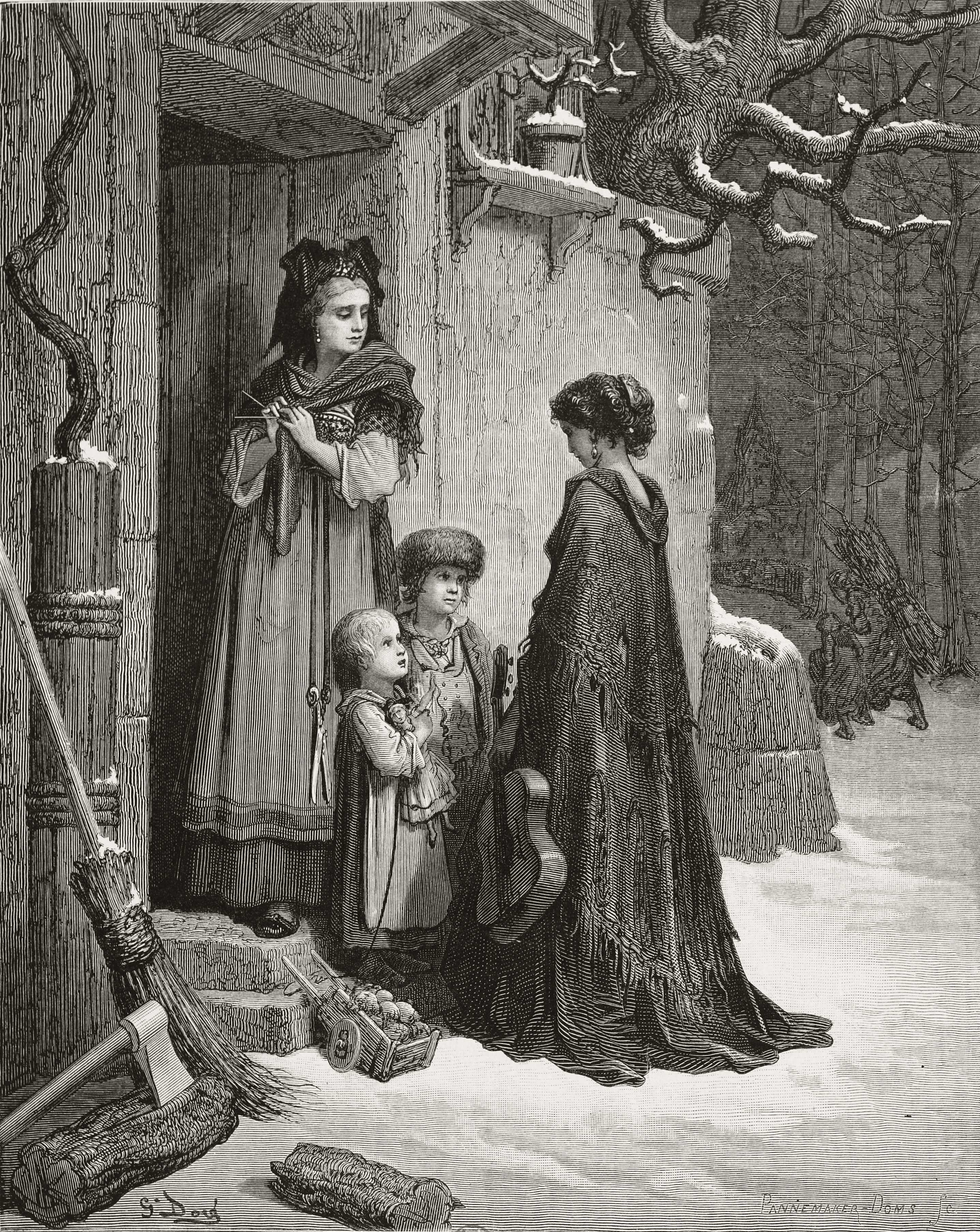 File:La cigale et la fourmi illustration dore.jpg