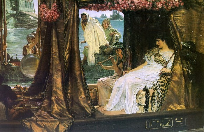 File:Lawrence Alma-Tadema Antony and Cleopatra