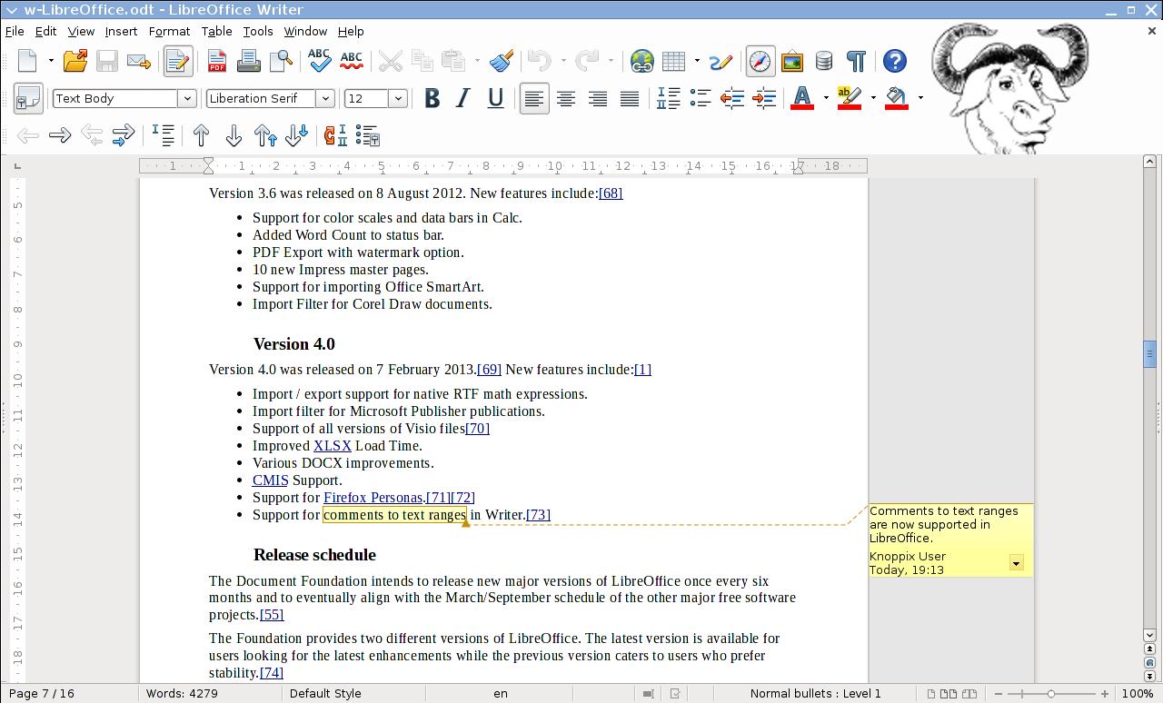 LibreOffice4.0_Writer--Knoppix7.0.5.png_1280x774