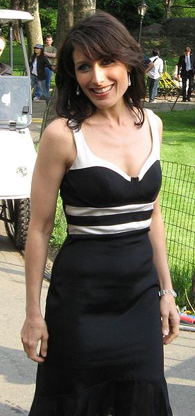 Lisa Edelstein at Fox Upfronts 2007.