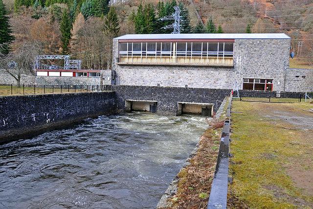 Mini Hydroelectric Dam : Small hydro wikipedia