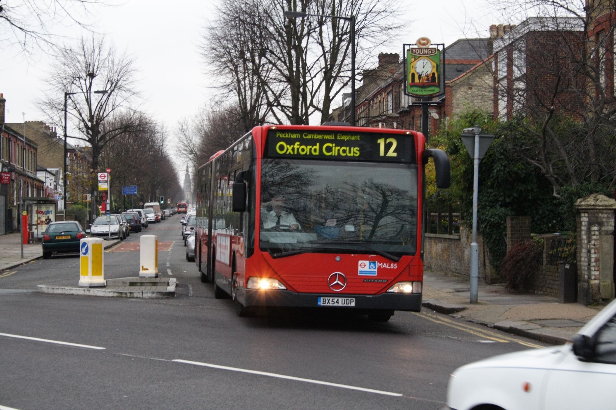 file:london bus route 12 leaving barry road - wikimedia commons