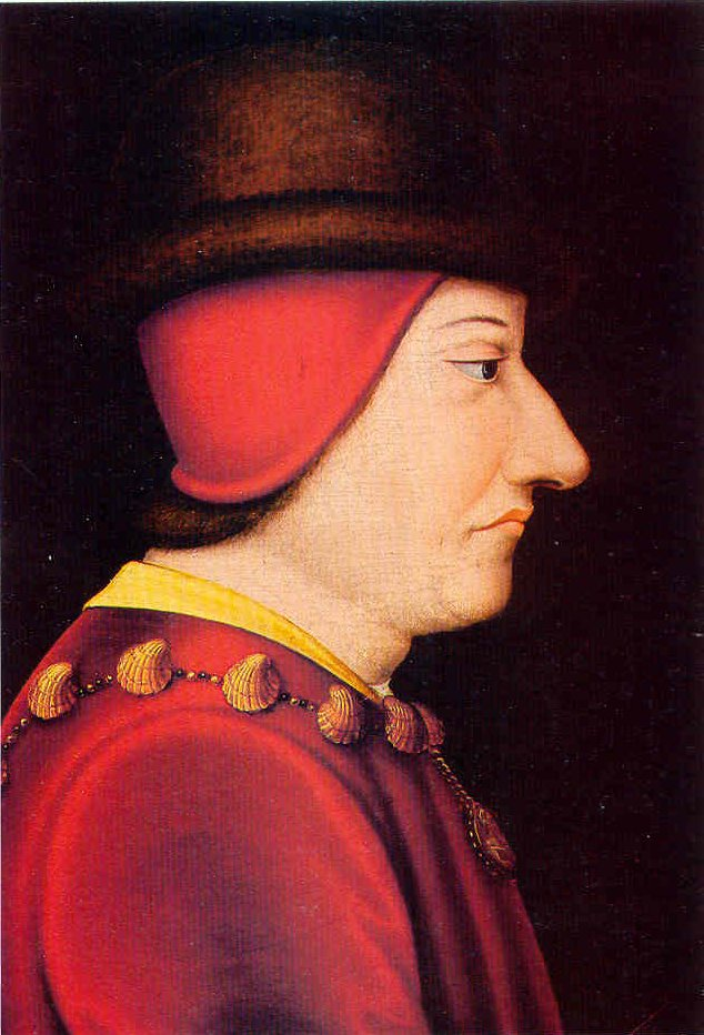 Louis XI of France.
