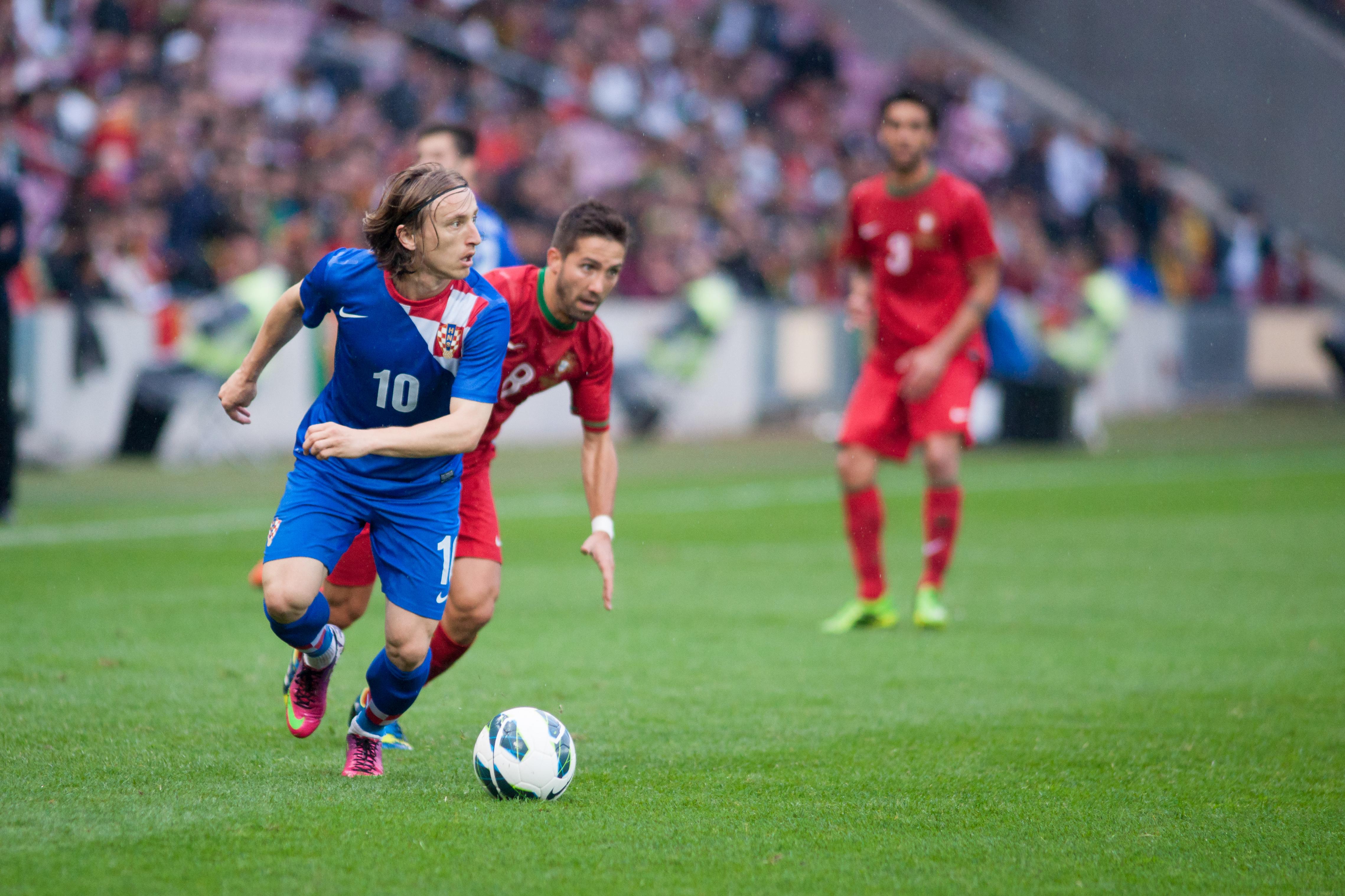 File Luka Modric Croatia vs Portugal 10th June 2013 2