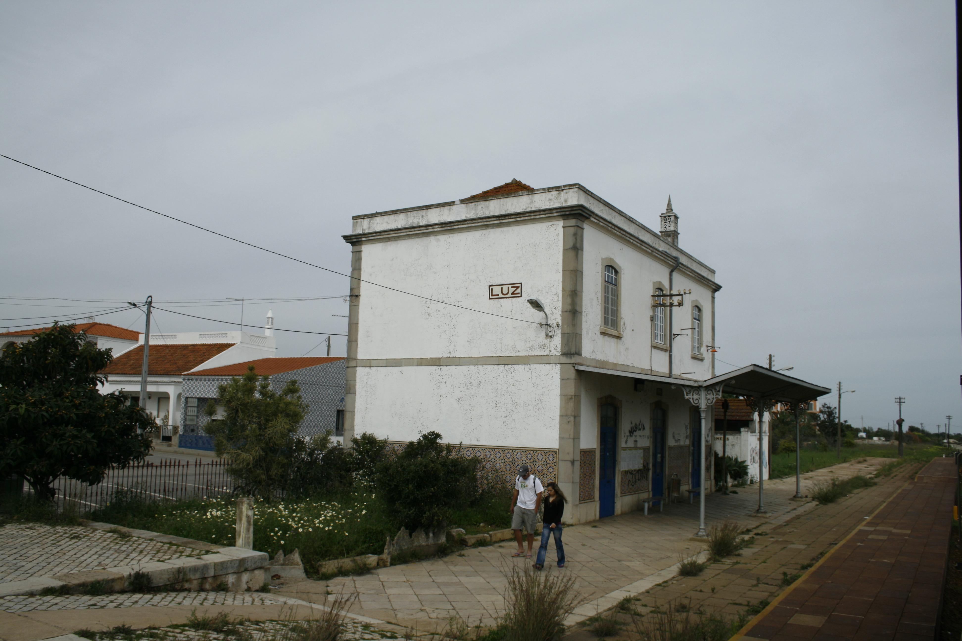 Depiction of Apeadero de Luz