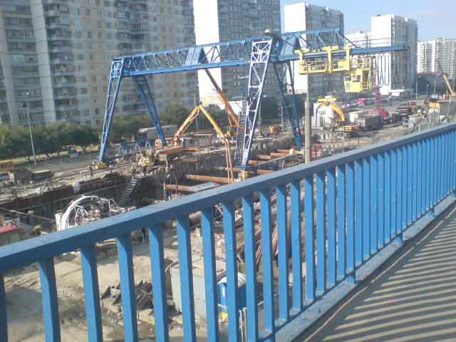 construction site, public domain