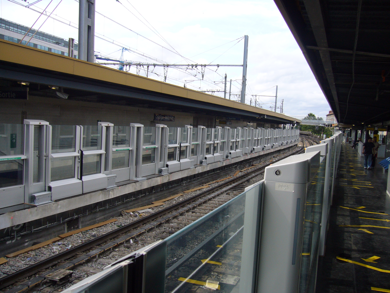 FileMétro De Paris Ligne Chatillon Montrouge Portes - Portes palières