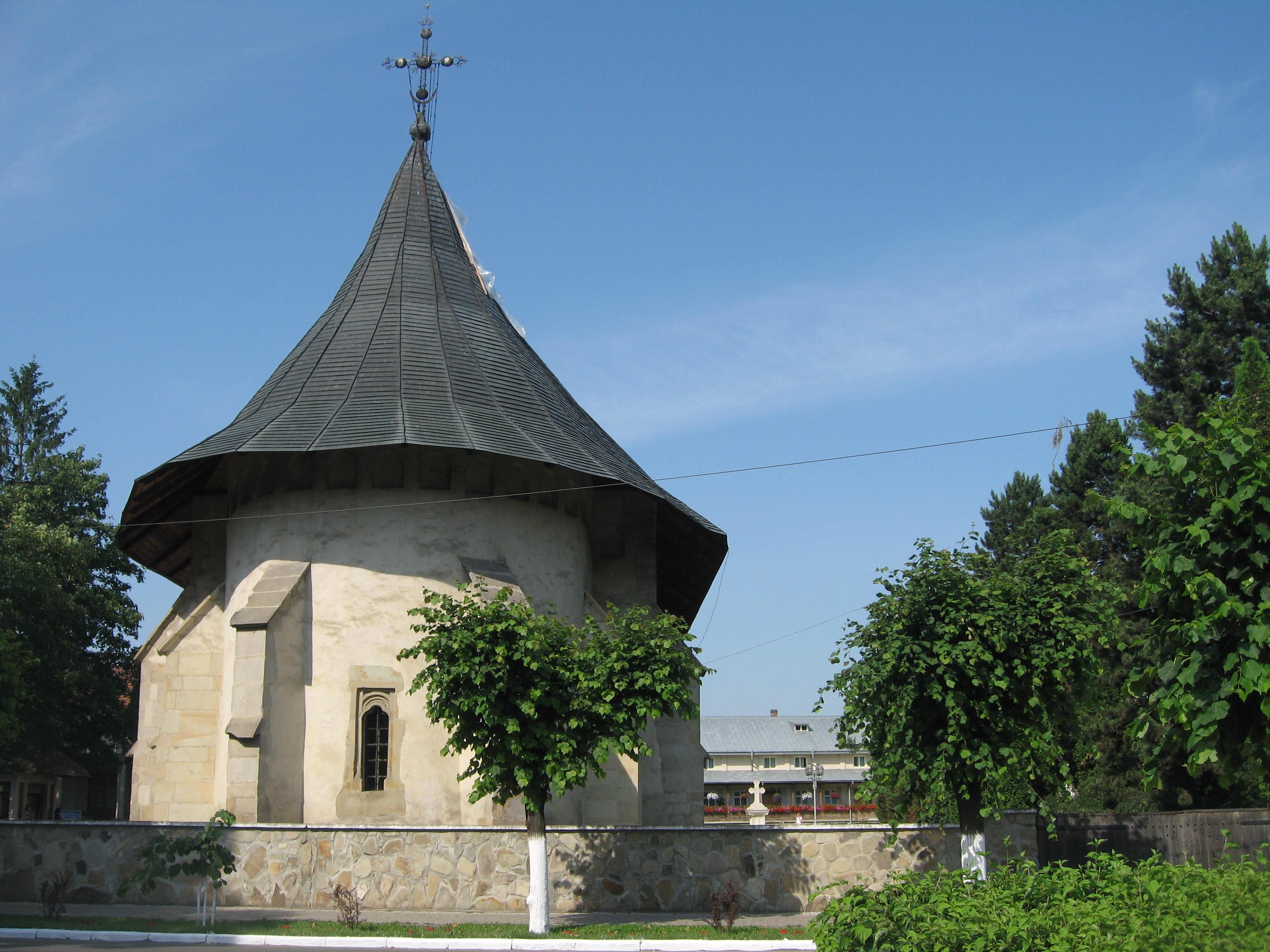 Fişier:Mănăstirea Bogdana19.jpg