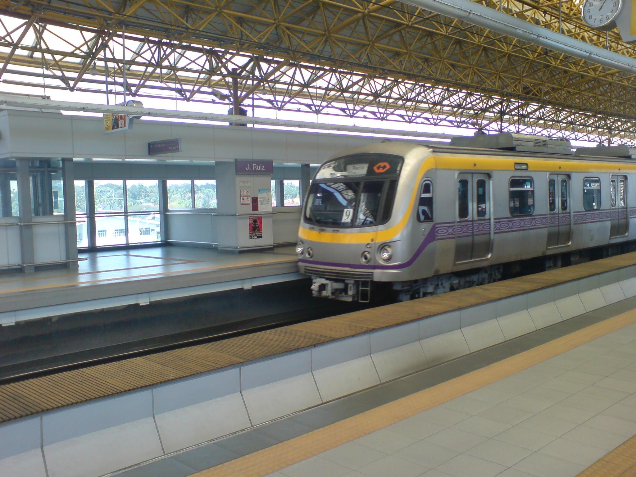 Manila Light Rail Transit System Wikiwand