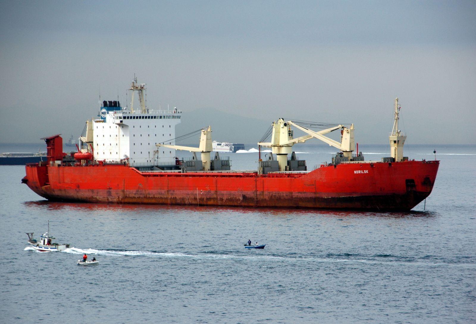 SA-15 (ship) - Wikipedia
