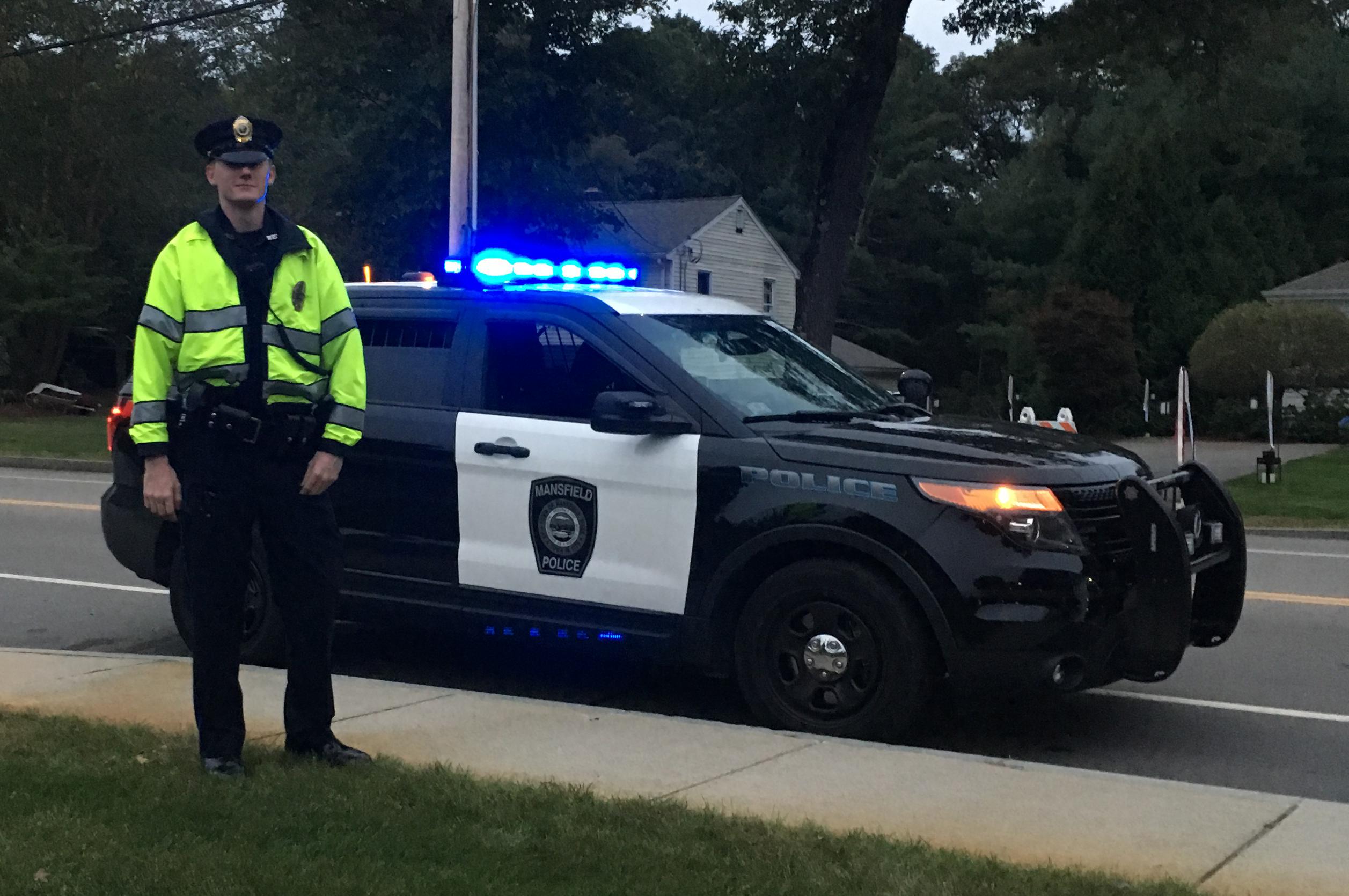 Mansfield Ma Police Log 2019