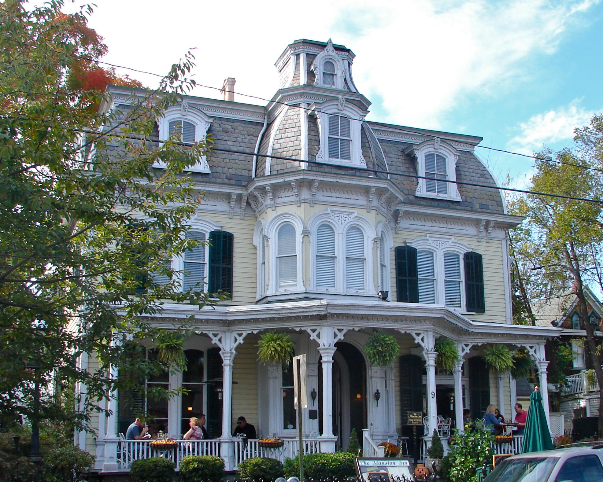 The Mansion Inn New Hope Restaurant